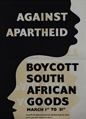 racial segregation and the supremacy of the whites in south africa We white south africans need to confront the fact that apartheid was a crime  against humanity and this flag a symbol thereof burn it.