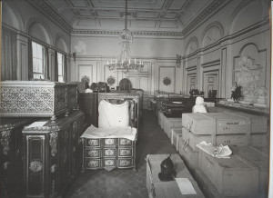 Photo of storage at Hall Barn